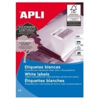 ETIQUETAS APLI A4 38 X 21.2