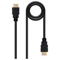 CABLE HDMI V1.4 (ALTA VELOCIDAD / HEC) A/M-A/M 3.0 M