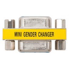 ADAPTADOR VGA HDB15H-HDB15HNANOCABLE 10.16.0001