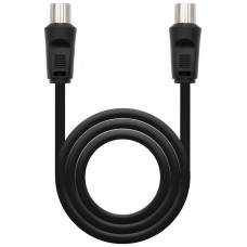 CABLE ANTENA TV 75 OHM M/H 1.8 M NANOCABLE 10.26.0202