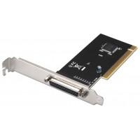 Nanocable - Tarjeta PCI PARALELO - 1 puerto DB25 (25