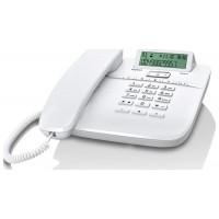 Telefono sobremesa Gigaset Euroset DA610 blanco (Espera 4 dias)