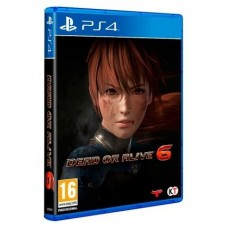 JUEGO SONY PS4 DEAD OR ALIVE 6