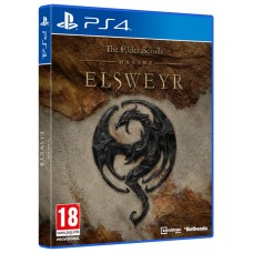 JUEGO SONY PS4 THE ELDER SCROLLS ONLINE : ELSWEYR