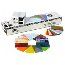TARJETA ZEBRA PVC CARD 0,25MM ( PACK 500 UDS)