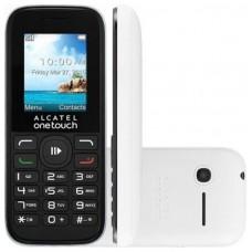 Alcatel 1050D Telefono Movil 1.8 QQVGA Blanco