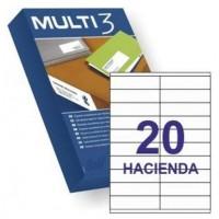 ETIQUETAS APLI MULTI3 105X29MM