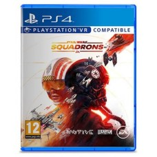 JUEGO SONY PS4 STAR WARS: SQUADRONS