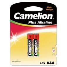 Plus Alcalina AAA 1.5V (2 pcs) Camelion (Espera 2 dias)