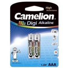 Digi Alcalina AAA 1.5V (2 pcs) Camelion (Espera 2 dias)