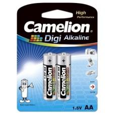 Digi Alcalina AA 1.5V (2 pcs) Camelion (Espera 2 dias)