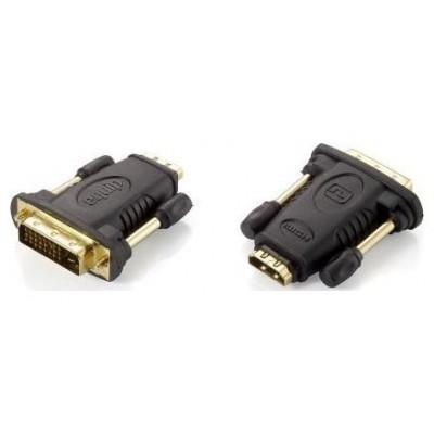 CABLE EQUIP ADAPTADOR HDMI HEMBRA - DVI MACHO