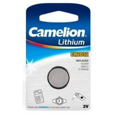 Boton Litio CR2032 3V (1 pcs) Camelion