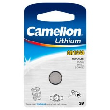 Boton Litio CR1220 3V (1 pcs) Camelion