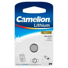 Boton Litio CR1225 3V (1 pcs) Camelion