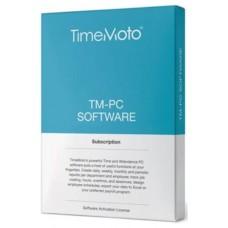 TimeMoto TM PC+ Software Software avanzado TM para PC (Espera 3 dias)