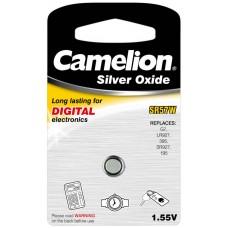 Boton Oxido plata SR57W 1.55V (1 pcs) Camelion