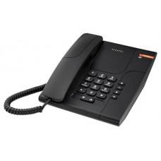 TELÉFONO C/CABLE TEMPORIS 180 NEGRO ALCATEL (Espera 2 dias)
