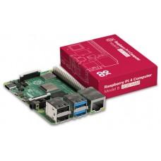 RASPBERRY PI 4 MODELO B / 4GB SDRAM (Espera 2 dias)
