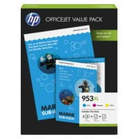 CARTUCHO HP 953XL PACK 3