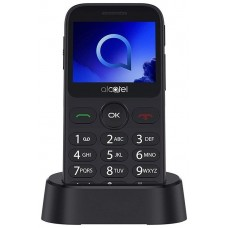 ALCATEL 20.19G 2.4P/2MP/SD METAL SILVER (Espera 3 dias)