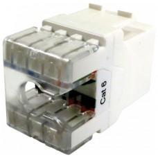CONECTOR TELEVES RJ45 UTP CAT 6 HEMBRA