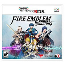 JUEGO NINTENDO 3DS FIRE EMBLEM WARRIORS P/N: 2237681 No com