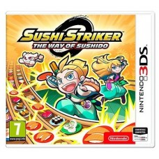 JUEGO NINTENDO 3DS SUSHI STRIKER THE WAY OF SUSHIDO