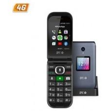 TELEFONO MOVIL SPC JASPER NEGRO (Espera 4 dias)