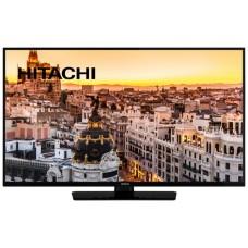 """TV HITACHI 24HE1000 24"""" LED HD  NEGRO HDMI USB VGA MHOTEL"""