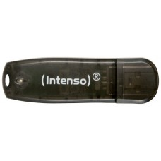 USB 2.0 INTENSO 16GB RAINBOW LINE NEGRO
