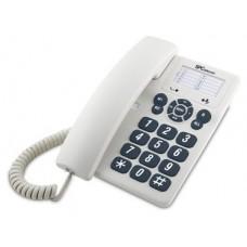 SPC 3602B Telefono ORIGINAL 3M ML LCD Blanco