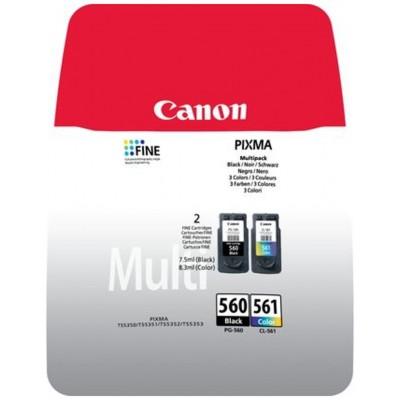 CARTUCHO CANON PG560 + CL561 (Espera 4 dias)