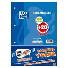 RECAMBIO OXFORD A4