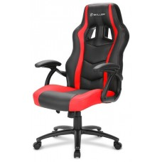 SILLA GAMING SHARKOON SKILLER SGS1 NEGRO ROJO 18°