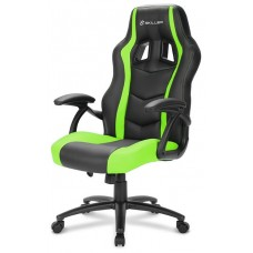 SILLA GAMING SHARKOON SKILLER SGS1 NEGRO VERDE 18°
