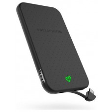 POWERBANK ENERGY SISTEM 2500mAh BLACK DISENO ULTRA