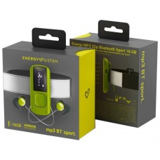 REPRODUCTOR  ENERGY MP3 CLIP BLUETOOTH SPORT 16GB