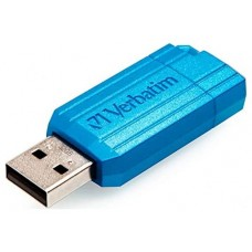 MEMORIA USB 32GB VERBATIM 2.0 49415 COLOR AZUL