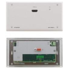 TRANSMISOR HDMI 4K60 4:2:0 SOBRE PAR TRENZADO WP-580TXR/EU(W)-86 HDBASET DE RANGO EXTENDIDO EN FORMA (Espera 4 dias)