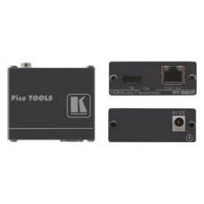 KRAMER TRANSMISOR HDMI SOBRE PAR TRENZADO HDBASET. TECNOLOGIA CERTIFICADA HDBASETCUMPLE HDCP. MAX. T (Espera 4 dias)
