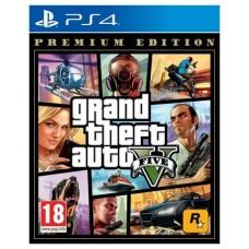 JUEGO PS4 GRAND THEFT AUTO V: PREMIUM EDITION