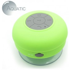 Reproductor Bluetooth Aquatic Verde