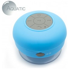 Reproductor Bluetooth Aquatic Azul