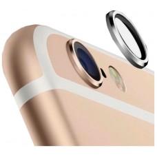 Anillo Protector Camara Iphone 6 Plata