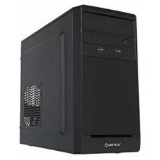 CAJA SEMITORRE/MICRO-ATX UNYKA AERO C10 USB3.0 NEGRA (Espera 4 dias)
