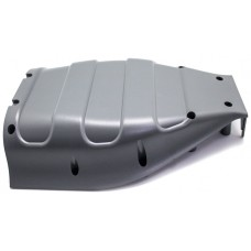 "Carcasa Inferior Hoverboard Hummer 8.5"" Negro (Modelo 1)"