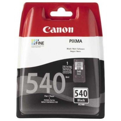 CARTUCHO CANON PG-540 NEGRO PIXMA