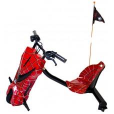Scooter Boogie Drift Pro Bluetooth 15km/h 3 Veloc. + Llave Spiderman (Espera 2 dias)