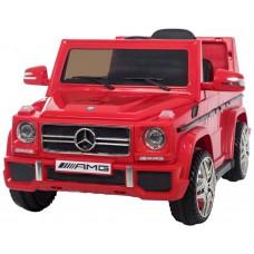 Coche Infantil Eléctrico Mercedes Benz G65 (Licencia Oficial) Rojo